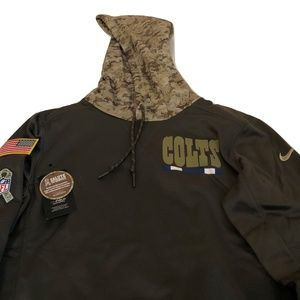 6a6d98a3e Nike Shirts | Indianapolis Colts Salute Service Sweatshirt | Poshmark
